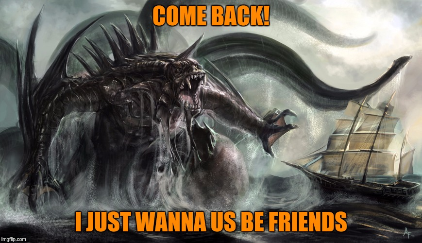 COME BACK! I JUST WANNA US BE FRIENDS | made w/ Imgflip meme maker