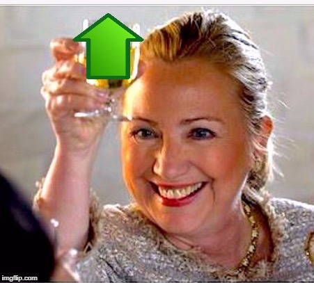 clinton toast | image tagged in clinton toast | made w/ Imgflip meme maker