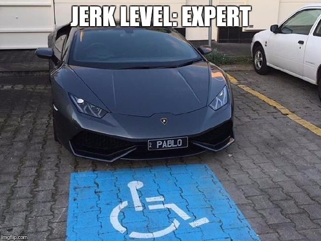 Drivers in Australia | JERK LEVEL: EXPERT | image tagged in memes,funny memes,lamborghini,jerks | made w/ Imgflip meme maker