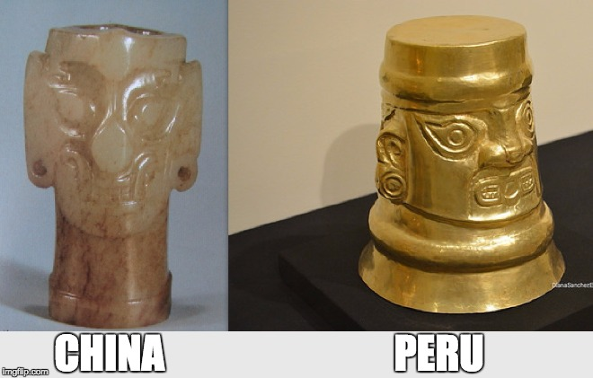 CHINA                             PERU | image tagged in meme | made w/ Imgflip meme maker
