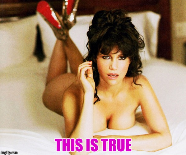 Carla Gugino | THIS IS TRUE | image tagged in carla gugino | made w/ Imgflip meme maker