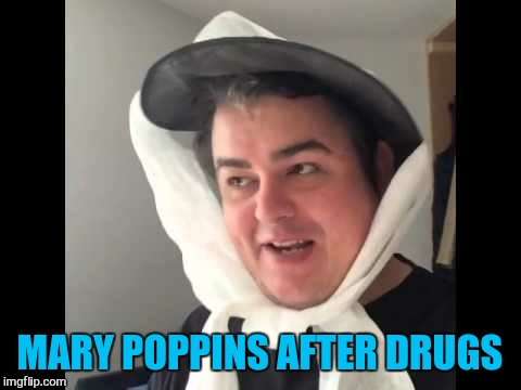 MARY POPPINS AFTER DRUGS | made w/ Imgflip meme maker