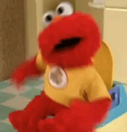 Elmo Toilet Meme Generator Imgflip