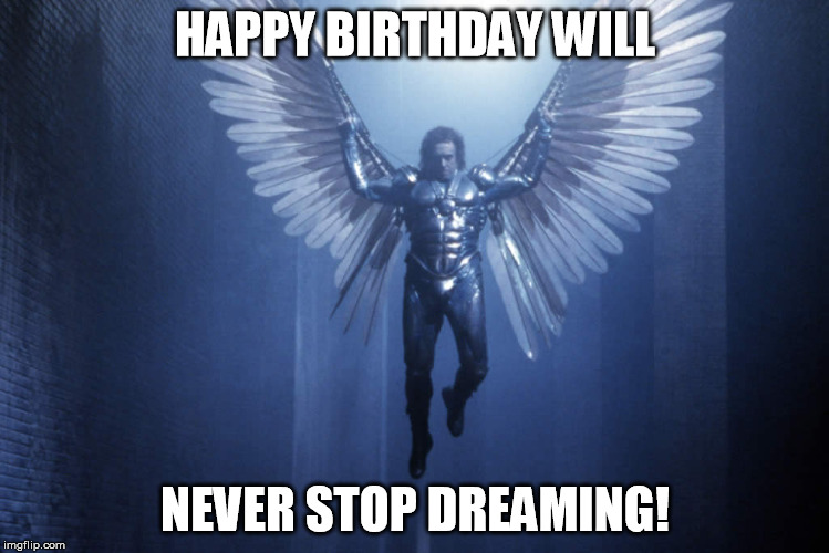 HAPPY BIRTHDAY WILL NEVER STOP DREAMING! | image tagged in brazil | made w/ Imgflip meme maker