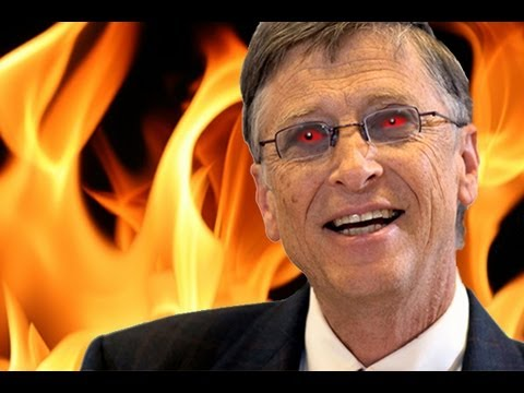 "Bill ""Gates to Hell"" Doubles Down On Opposition To ""Open Vaccine"" Movement 1szylq"