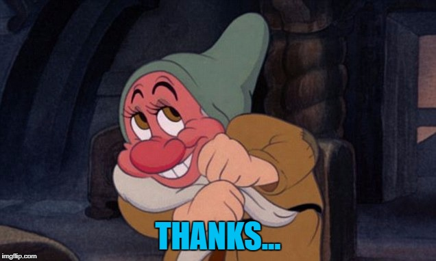 THANKS... | made w/ Imgflip meme maker