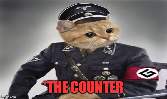 *THE COUNTER | made w/ Imgflip meme maker