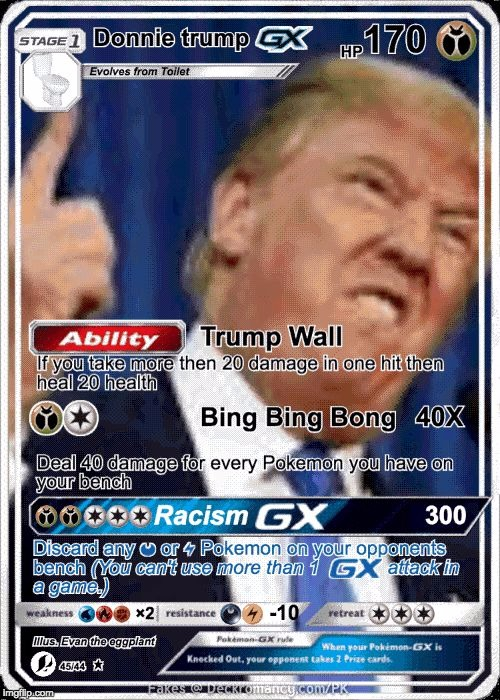 Donnie Trump GX | image tagged in donnie trump gx,bad luck brian,philosoraptor,funny memes,x x everywhere,x all the y | made w/ Imgflip meme maker