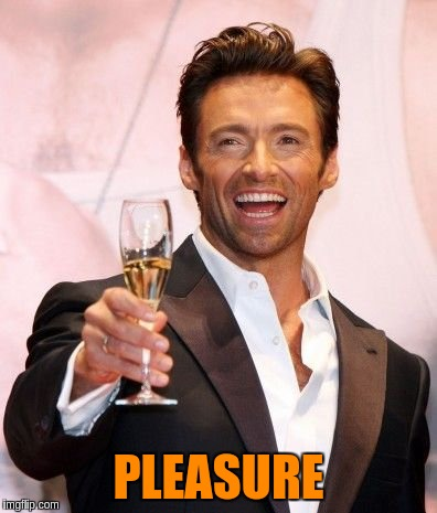 PLEASURE | made w/ Imgflip meme maker