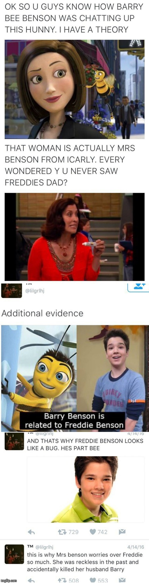Bary Bee Benson | image tagged in bee movie | made w/ Imgflip meme maker