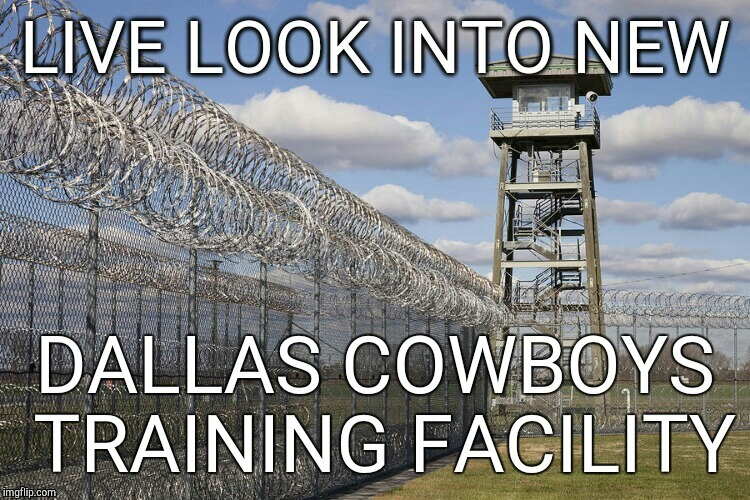 image tagged in dallas cowboys,arrested,funny,hilarious | made w/ Imgflip meme maker
