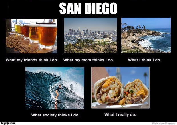 What I really do | SAN DIEGO | image tagged in what i really do,memes | made w/ Imgflip meme maker
