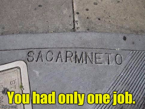 It'll probably take about four days to fix this.  | You had only one job. | image tagged in funny picture,you had one job,spelling error | made w/ Imgflip meme maker