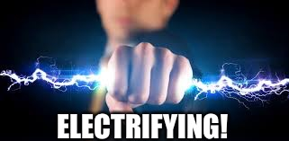 ELECTRIFYING! | made w/ Imgflip meme maker