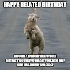 1t3u6w dancing sheep meme generator imgflip