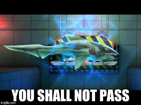 YOU SHALL NOT PASS | made w/ Imgflip meme maker
