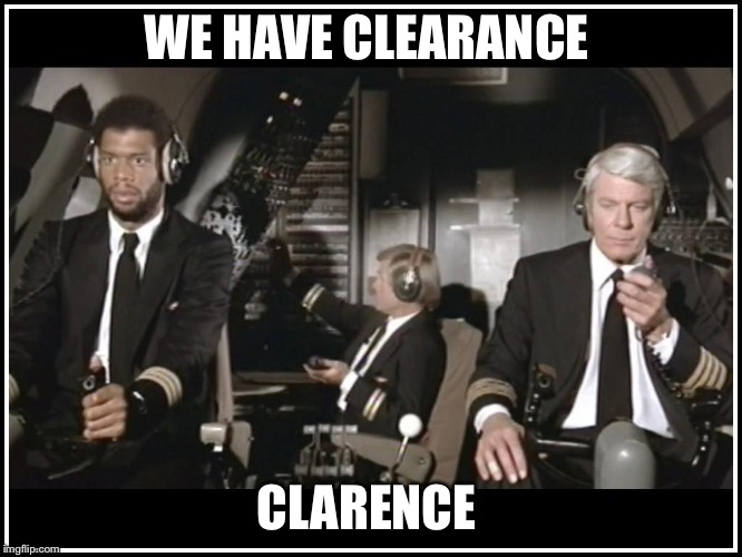 WE HAVE CLEARANCE CLARENCE | made w/ Imgflip meme maker