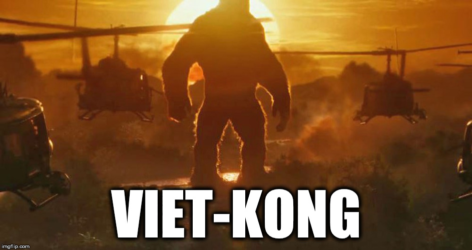 VIET-KONG | image tagged in viet-cong | made w/ Imgflip meme maker