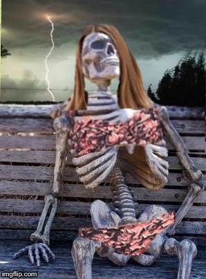 Waiting skeleton storm | . | image tagged in waiting skeleton storm | made w/ Imgflip meme maker