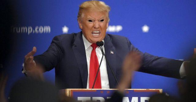 Image result for evil trump