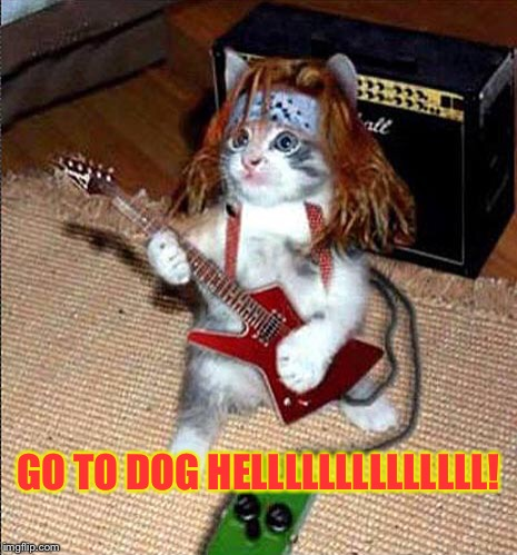 GO TO DOG HELLLLLLLLLLLLLL! | made w/ Imgflip meme maker