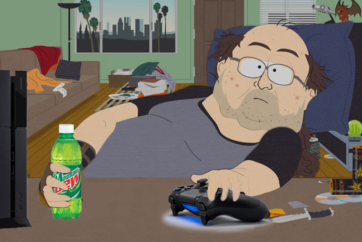 South Park Computer Guy