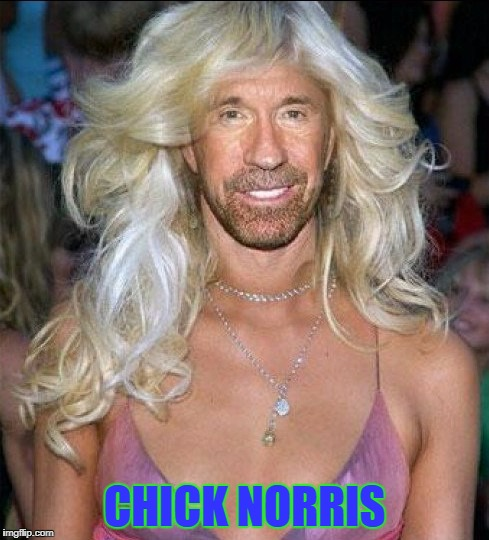 CHICK NORRIS | made w/ Imgflip meme maker