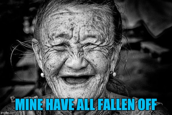 MINE HAVE ALL FALLEN OFF | made w/ Imgflip meme maker