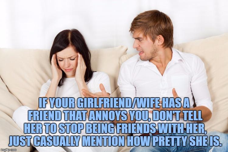 Fun Couple Meme : Couple fighting imgflip