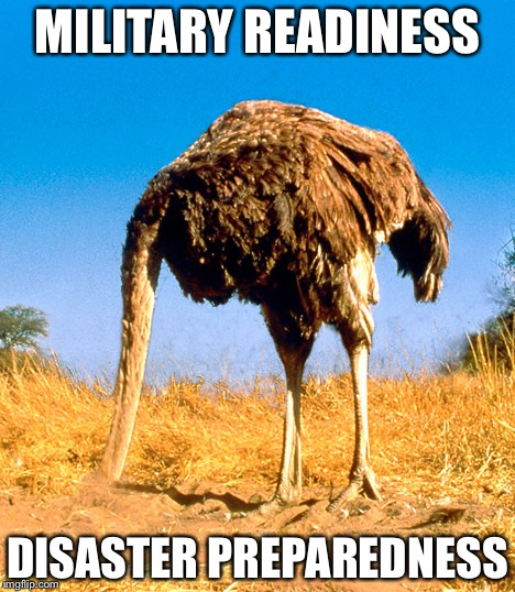 MILITARY READINESS DISASTER PREPAREDNESS | image tagged in bubbles | made w/ Imgflip meme maker