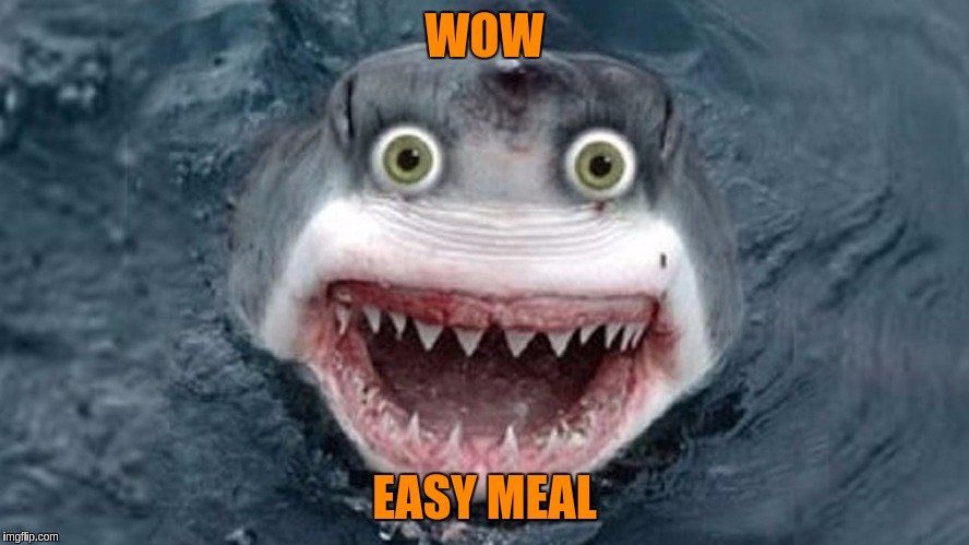 WOW EASY MEAL | made w/ Imgflip meme maker