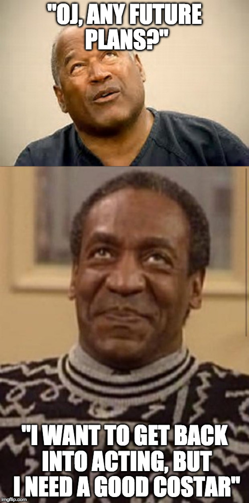 "romcom | ""OJ, ANY FUTURE PLANS?"" ""I WANT TO GET BACK INTO ACTING, BUT I NEED A GOOD COSTAR"" 