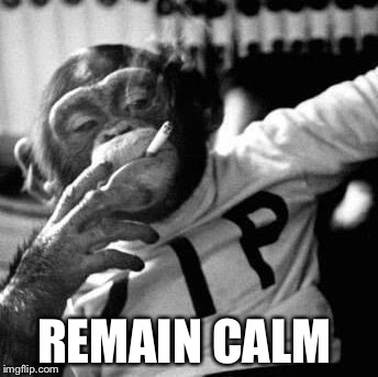 REMAIN CALM | made w/ Imgflip meme maker