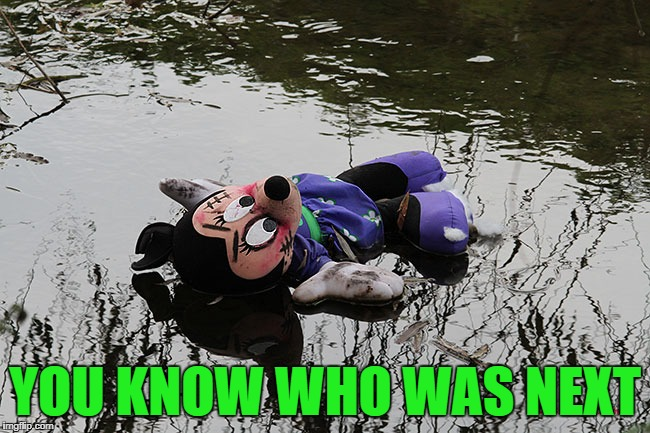 YOU KNOW WHO WAS NEXT | made w/ Imgflip meme maker