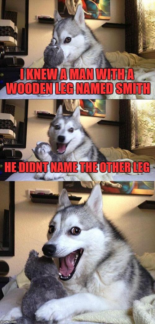 Bad Pun Dog Meme Imgflip