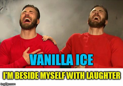 VANILLA ICE | made w/ Imgflip meme maker