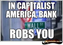 I | image tagged in bank rob you | made w/ Imgflip meme maker