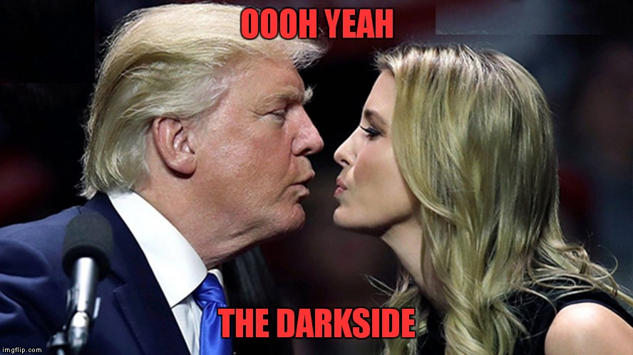 OOOH YEAH THE DARKSIDE | made w/ Imgflip meme maker