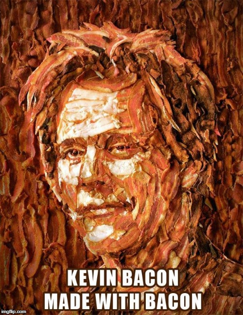 image tagged in kevin bacon | made w/ Imgflip meme maker