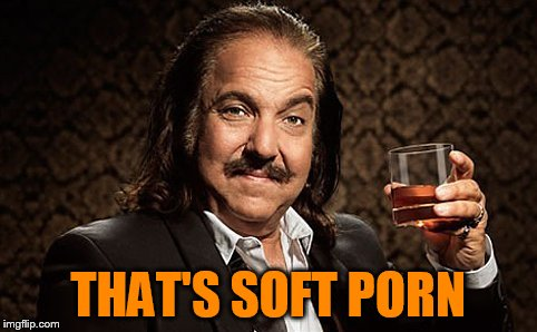 THAT'S SOFT PORN | made w/ Imgflip meme maker
