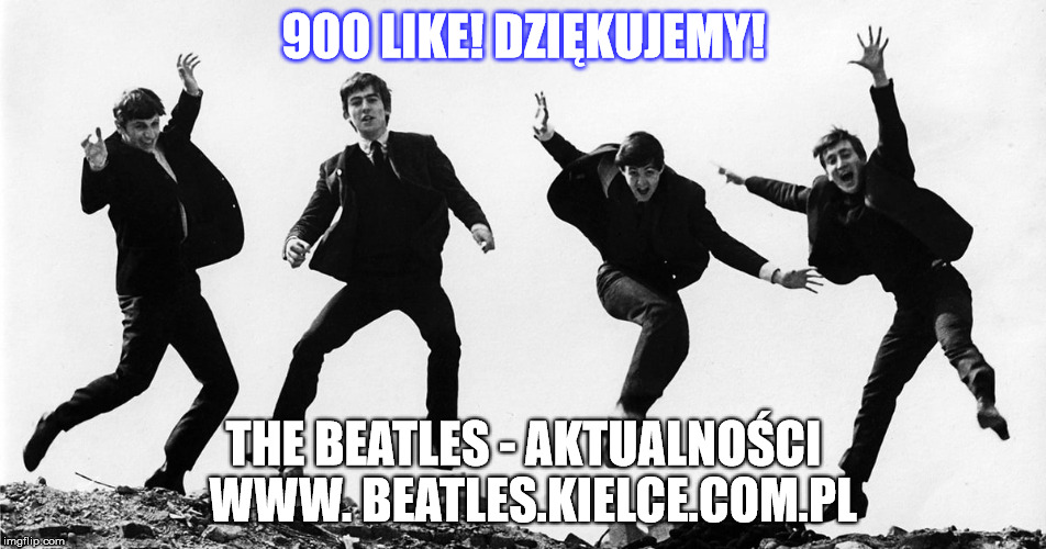 The Beatles Polska: Dziękujemy!