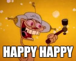 HAPPY HAPPY | made w/ Imgflip meme maker