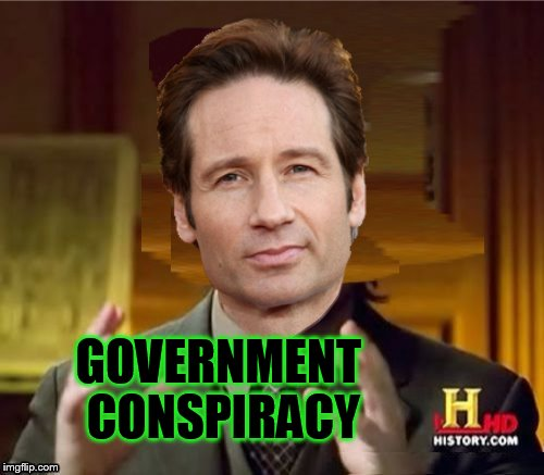 Fox Aliens | GOVERNMENT CONSPIRACY | image tagged in fox aliens | made w/ Imgflip meme maker