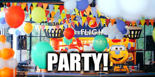 PARTY! | made w/ Imgflip meme maker