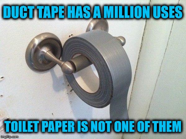 toilet paper - Imgflip