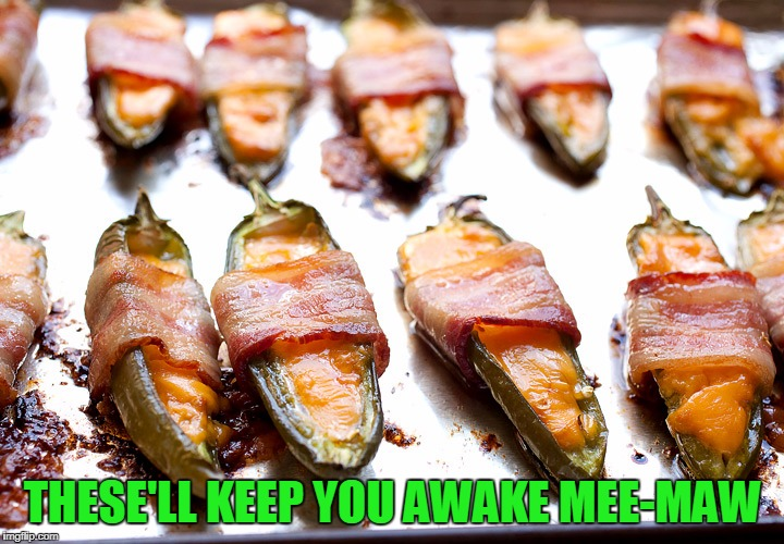 THESE'LL KEEP YOU AWAKE MEE-MAW | made w/ Imgflip meme maker