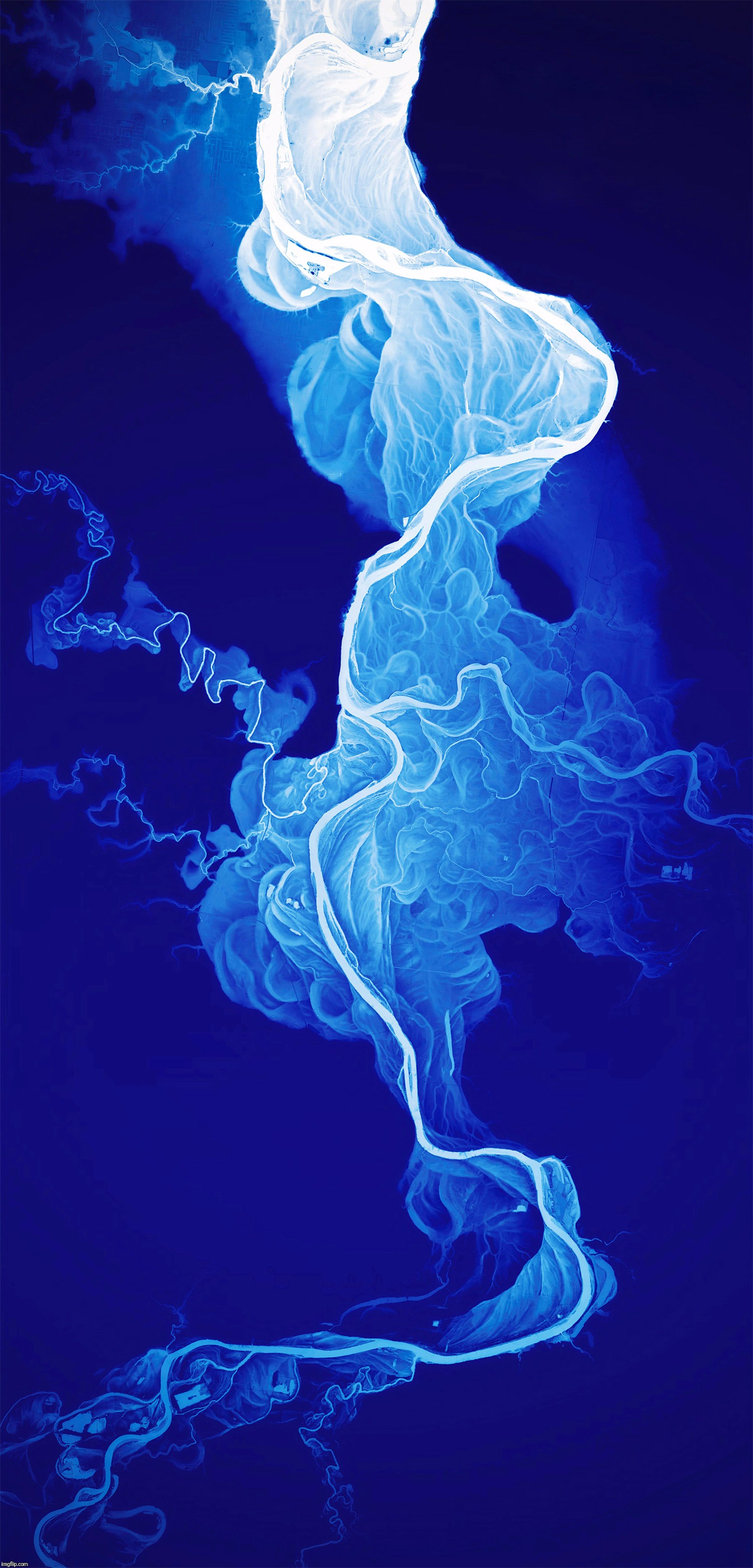 Willamette River Historical Stream Channels |  WILLAMETTE RIVER; HISTORICAL STREAM CHANNELS | image tagged in earth,lidar,remote sensing,asprs | made w/ Imgflip meme maker