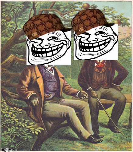 Two fine gentlemen enjoying nature | image tagged in funny,scumbag,dogs,animals,humor,memes | made w/ Imgflip meme maker