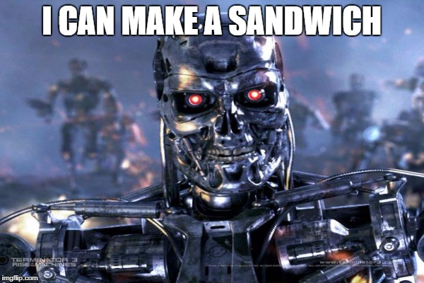 I CAN MAKE A SANDWICH | made w/ Imgflip meme maker