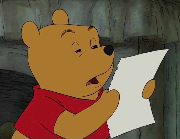 Image result for confused pooh